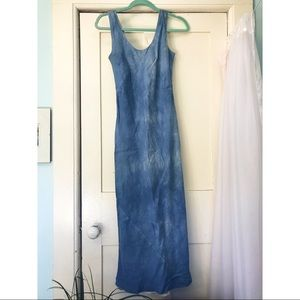 Vintage Banana Republic Sky-Dye Dress